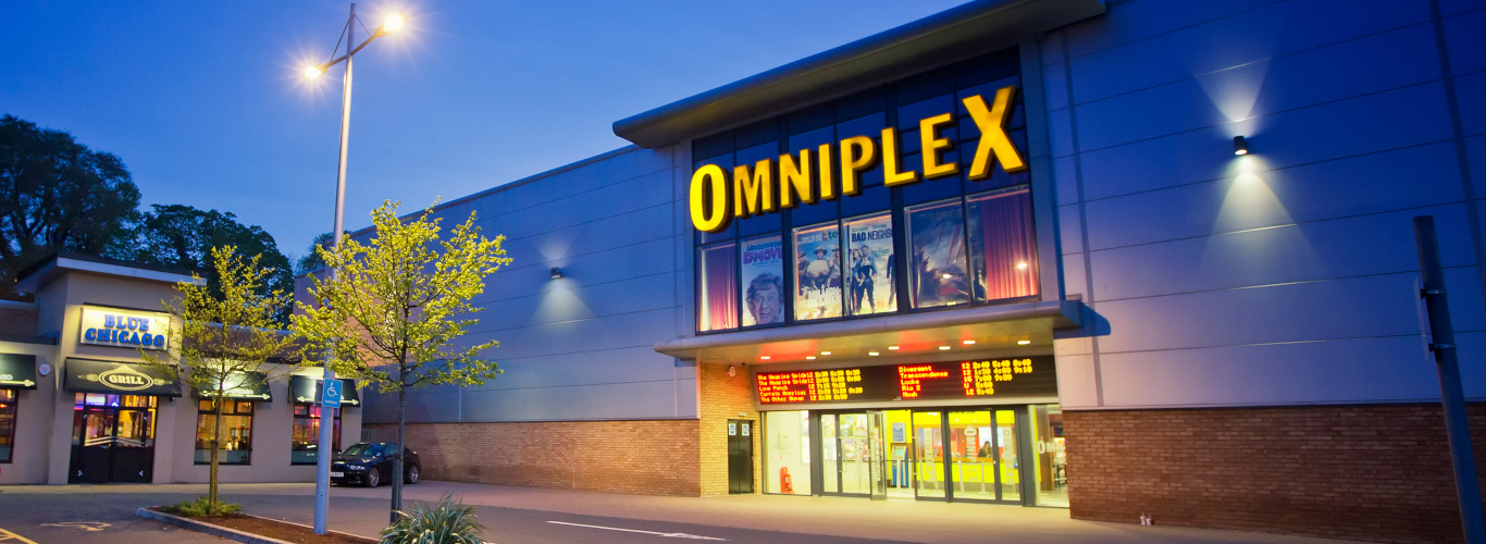 Barco series 4 Omniplex