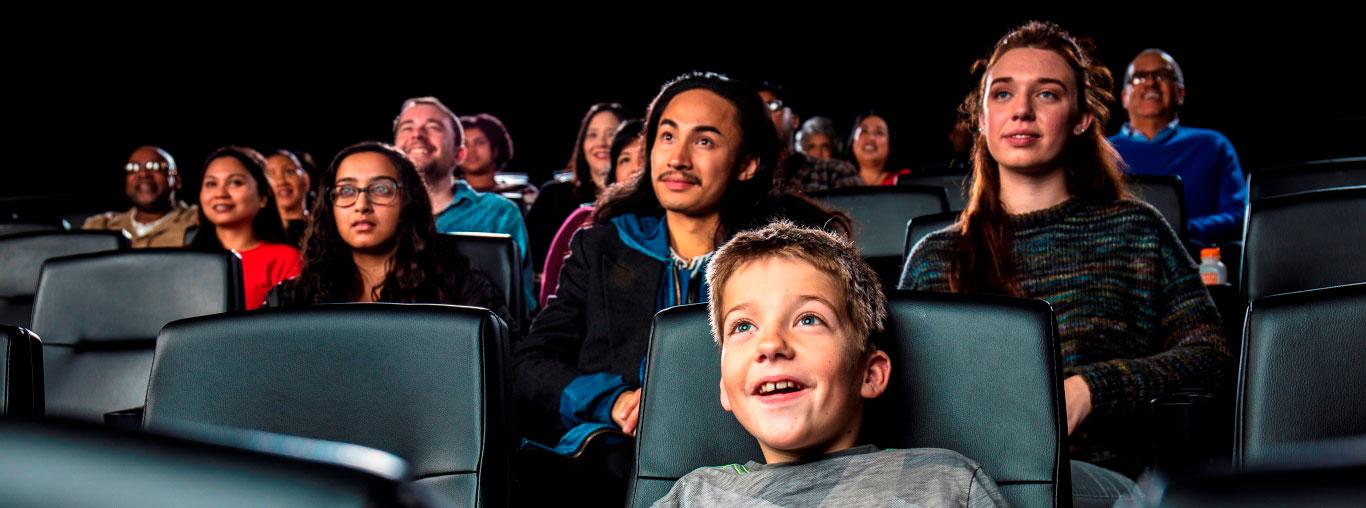 Cinionic showcases innovative cinema experiences at CineEurope