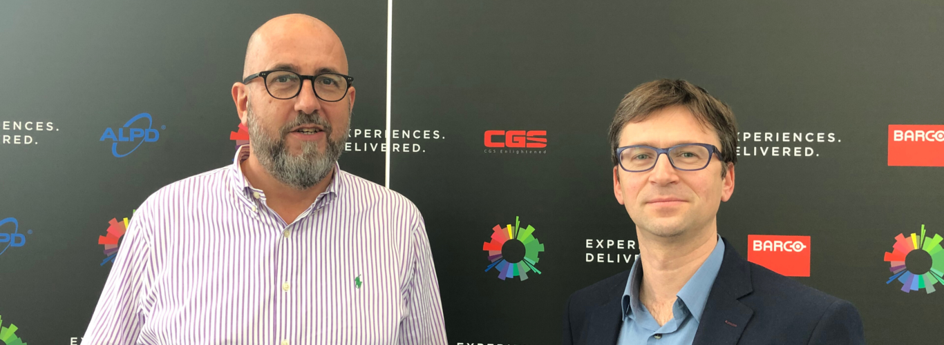 Paul Hermans and Oliver Pasch join the Cinionic team to strengthen new business